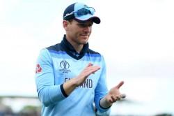Eoin Morgan Set To Miss Ipl 2021 Remaining Matches Will Dinesh Karthik Be Handed Back Kkr Captaincy