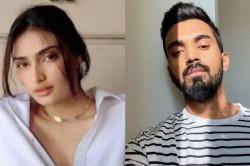 Athiya Shetty Reacts On Kl Rahul Workout Pics