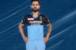 Ipl 2021 Rcb Players Wear A New Blue Jersey To Pay Tribute To Coronavirus Heroes