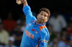 Sachin Tendulkar Only T20 International Wicket Is Justin Kemp Vs South Africa