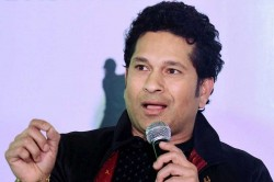 Sachin Tendulkar Says Two Regrets From His Playing Career