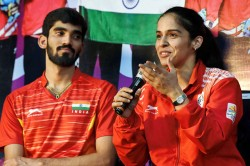 Big Blow For Saina Nehwal And Kidambi Srikanth Indian Shuttlers Forced To Withdraw From Malaysia Op