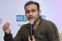 Tears Seeing This Sehwag Tweets A Viral Photo Of Woman Cooking While On Oxygen Support