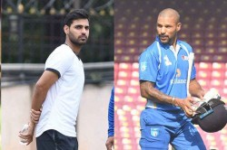 Deep Dasgupta Feels Shikhar Dhawan And Bhuvneshwar Kumar Good India Captaincy Candidates