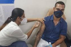 Cheteshwar Pujara Ishant Sharma And Umesh Yadav Gets Vaccinated Against Covid