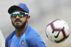 Vijay Shankar Says Can T Think Of Getting Into The Indian Side