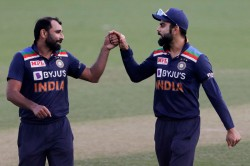 Mohammed Shami Says Virat Kohli Jokes With Us Like A Childhood Friend