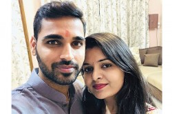 Bhuvneshwar Kumar And His Wife Are Reportedly In Isolation After Covid19 Symptoms
