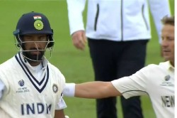 Pujara Vs Wagner Cheteshwar Pujara Helmet And Protective Gear Came Out By A Neil Wagner Bouncer