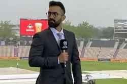 Wtc Final Dinesh Karthik Trolls Former England Captain Nasser Hussain During Commentary