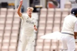 Wtc Final 2021 Kyle Jamieson S 5 Wicket Haul India 217 All Out