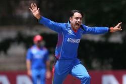 Rashid Khan Says Getting Ms Dhoni Virat Kohli S Wickets Is A Big Achievement