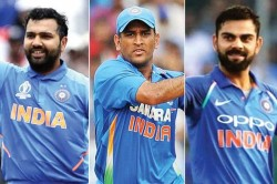 Famous Indian Cricketers Virat Kohli Rohit Sharma And Their Educational Qualifications