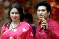Anjali Reveals How She Reacted After Meeting Sachin Tendulkar For First Time