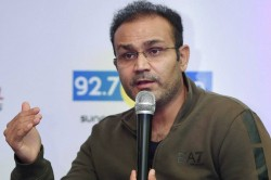 Virender Sehwag Gives Hilarious Reply On Shakib Al Hasan S On Field Behaviour In Dpl