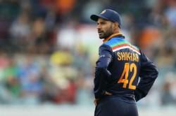 Shikhar Dhawan Reacts After Being Named India Captain Vs Sri Lanka