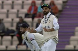 Virat Kohli Sledges Tom Latham In Wtc Final
