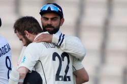 Kane Williamson Reveals Why He Hugs Virat Kohli After Winning Wtc Final
