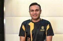 Virender Sehwag Launched Cricket Coaching Website Cricuru