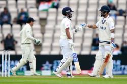 Ind Vs Nz Day 2 Review Virat Kohli Puts India In Good Position In Wtc Final