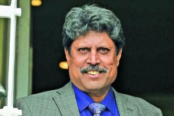 Kapil Dev Says Saddens Me To See A Player Getting Tired After Bowling Just Four Overs