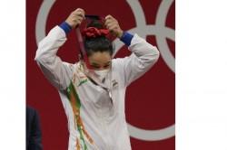 Tokyo Oympics Manipur Cm Biren Singh Announces Rs 1 Crore Cash Reward For Mirabai Chanu