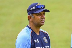 Ind Vs Sl Rahul Dravid On Becoming Full Time Head Coach For Team India