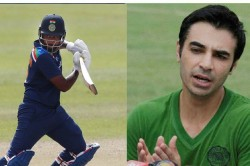 Ind Vs Sl Salman Butt Feels Sanju Samson Seems Like A Lazy Batsman
