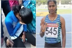 Athlete Dhanalaxmi Broke Down After Learning That Her Sister Had Passed Away