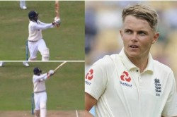 Watch Jasprit Bumrah Smacks Sam Curran For A Huge Six In First Test