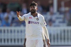 If Mohammed Siraj Was There India Would Have Won Wtc Final Check Out Siraj Performance Report