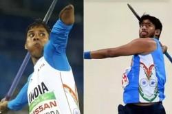 Tokyo Paralympics India S Devendra Jhajharia Wins Silver Sundar Singh Wins Bronze In Javelin Throw
