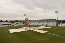 India Vs England 1st Test Day 5 Match Start Delayed Due To Rain India Need 157 Runs