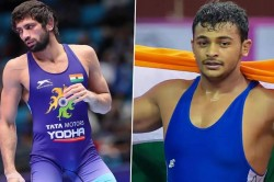 Wrestlers Ravi Dahiya And Deepak Punia Enters Into Men S Wrestling Semifinals At Tokyo Olympics