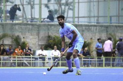 Rupinder Pal Singh Says In Meetings We Discussed About Women S Hockey Team Wins In Olympics