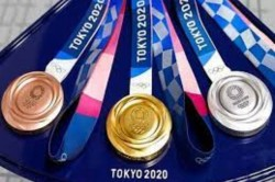 Tokyo Olympics 2021 America Top Medal Table India Finishes With 47th Position