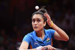 Manika Batra Alleges India Tt Coach Soumyadeep Roy Asked Her To Concede Olympic Qualifier