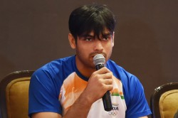 Neeraj Chopra Refused To Answer The Question About His Sex Life
