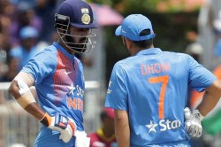 Kl Rahul Says Ms Dhoni Was Our Mentor Even When He Was Captain
