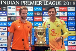 IPL FINAL, SRHvsCSK: ట్రోఫీని ఎగరేసుకుపోయిన చెన్నై, పునరాగమనం విజయవంతం
