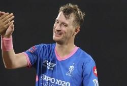 IPL 2021: 'సంగక్కర గొంతు దగ్గర అడ్డంగా చేయి పెట్టగానే.. మా పనైపోయిందని అర్థమైంది'