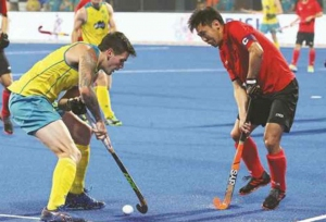 హకీ వరల్డ్కప్: క్వార్టర్స్కు ఆస్ట్రేలియా, చైనాపై 11-0తో భారీ విజయం