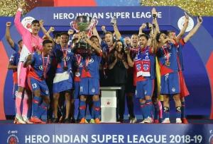 ఐఎస్ఎల్ టైటిల్ విజేతగా బెంగళూరు: ఫైనల్లో గోవాపై 1-0తో విజయం