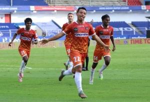 ISL 2020-2021: బెంగళూరుకు షాక్.. గోవా సూపర్ విక్టరీ