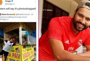 #BoycottSwiggy: రోహిత్ శర్మను కించపర్చేలా స్విగ్గీ ట్వీట్..  మండిపడుతున్న ఫ్యాన్స్.!