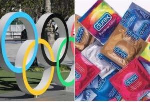 Tokyo Olympics: అథ్లెట్లకు 1.6 లక్షల కండోమ్లు.. కానీ!!