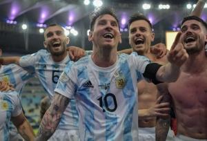 Copa America: ఈ విజయం డీగో మారడోనాకు అంకితం: మెస్సీ