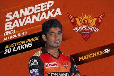 Image result for sandeep bavanaka ipl