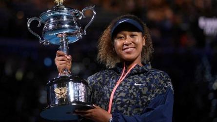 Australian Open 2021 విజేత నవోమి ఒసాకా.. జెన్నిఫర్ బ్రాడీ చిత్తు!!