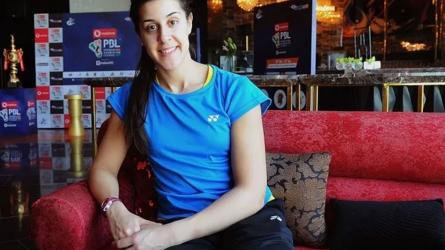 Carolina Marin: టోక్యో ఒలింపిక్స్కు దూరం.. సింధుకు తప్పిన ఓ గండం!